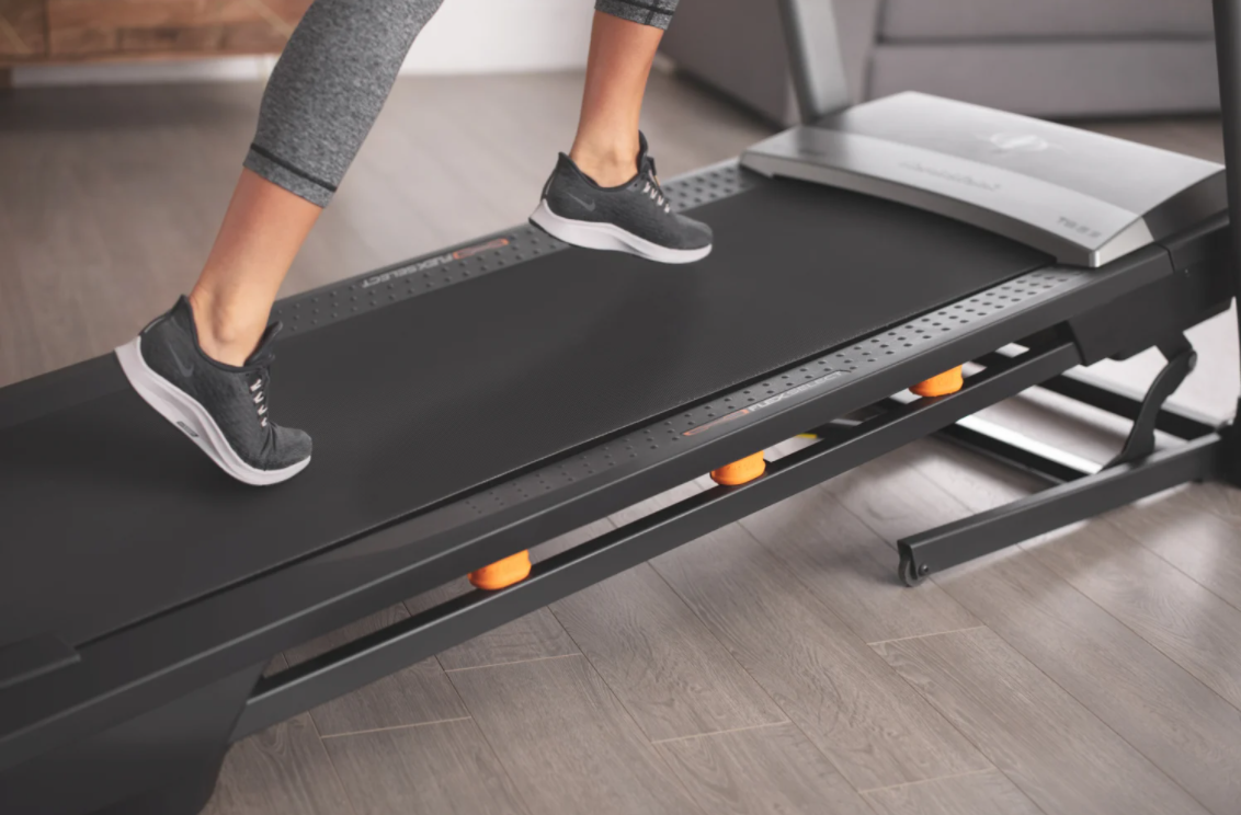 The Features on the NordicTrack T 9.5 S are practical and will help you get the most out of exercising on it