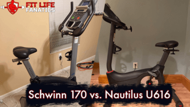 Schwinn 170 vs. Nautilus U616 – Which Exercise Spin Bike Is Better