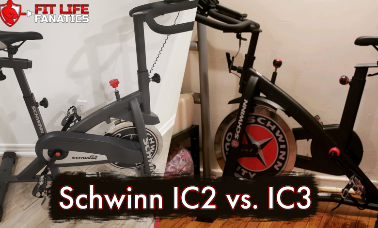 Schwinn IC2 vs. IC3 - The Differences, Advantages & More
