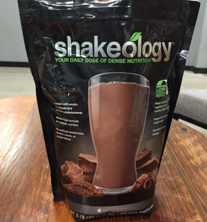 Shakeology is a great pick for people who wnat to have protein shakes but don't want whey