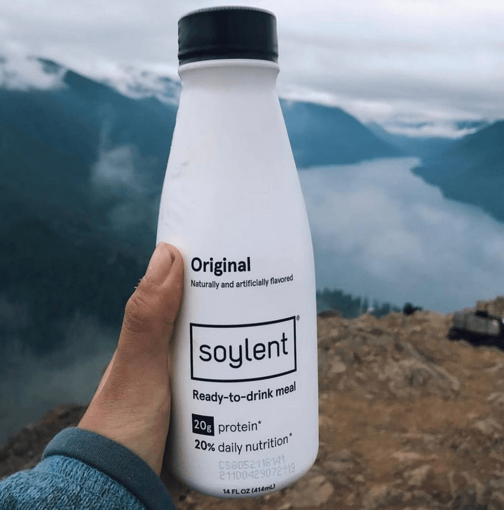 Soylent great option for people who like having coffee with their breakfast