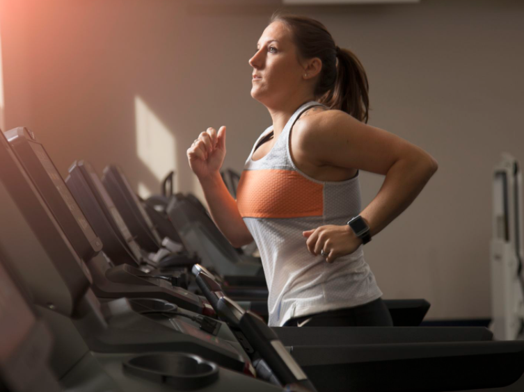 The weight of the treadmill and the weight it can take is also a consideration when buying a treadmill