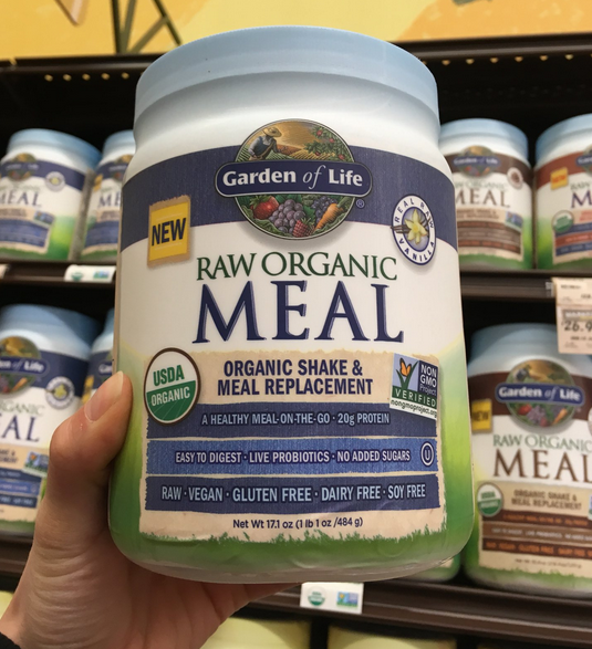 Who Is Garden of Life Raw Organic Meal Best For