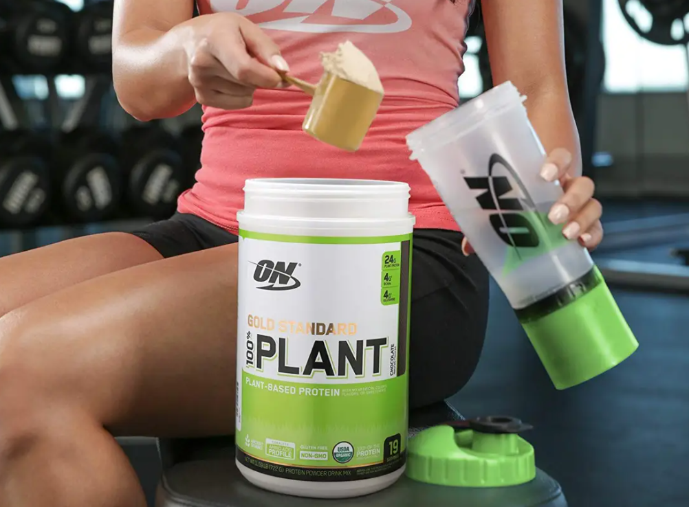 Optimum Nutrition Plant Based Protein Powder is great for people who like plant based protein shakes
