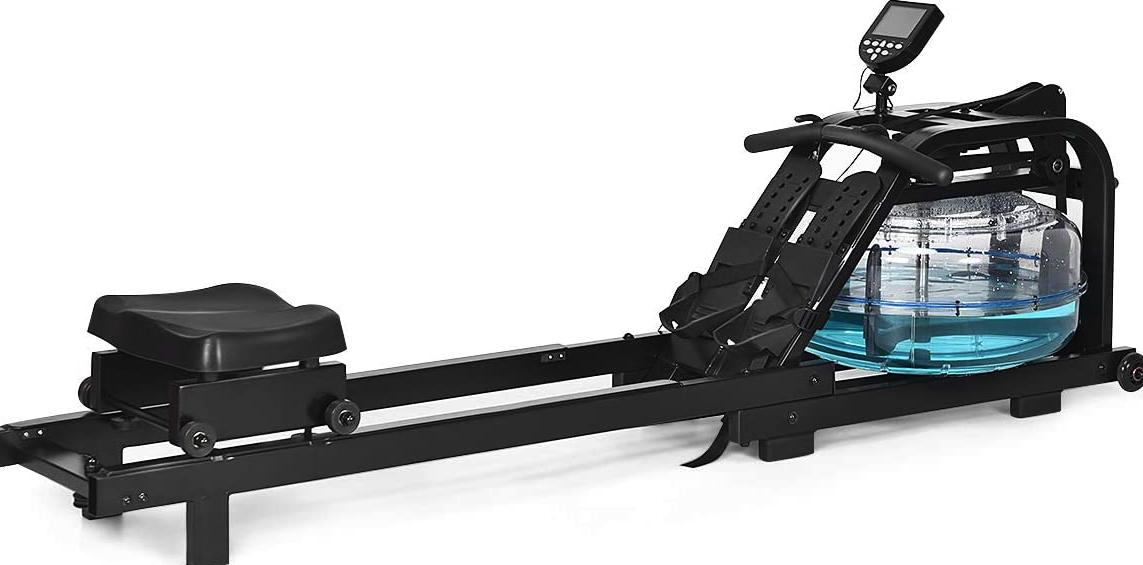 indoor water rowing machine