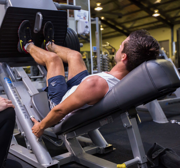 Another consideration is the type of leg press machine you are going to buy