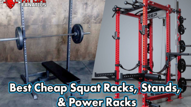 Best Cheap Squat Racks, Stands, & Power Racks for Those on A Tight Budget - featured image