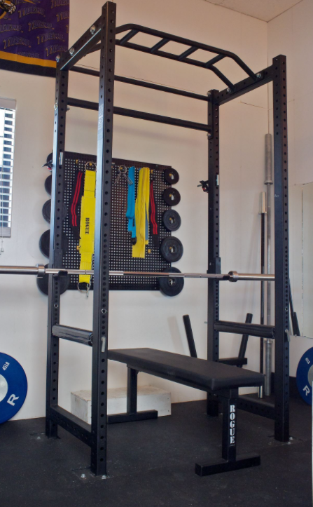 The Best quality you can get when buying a power rack is from the Rogue R-3