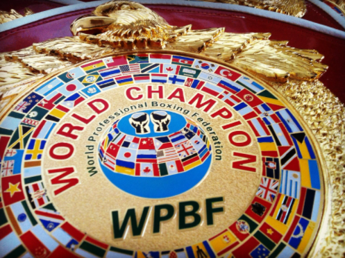Boxing Federations are the face of professional boxing nowadays