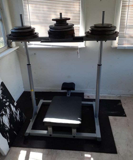 Body-Solid Powerline vertical leg press is the cheapest option you can get