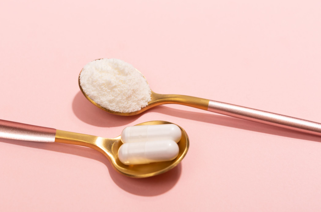 Collagen Supplements will help you avoid loose skin after weight loss