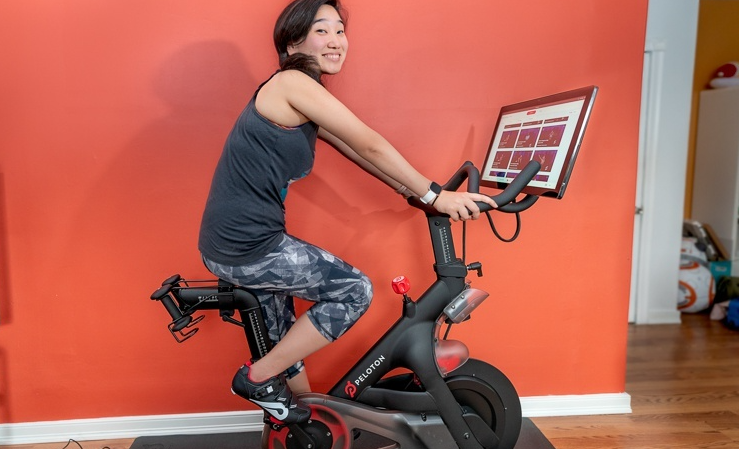 Connectivity Tech are a notable difference between Echelon EX3 and Peloton
