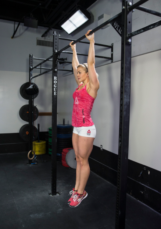 Dead Hang is a good exercise as a progression to the Australian Pull up exercise