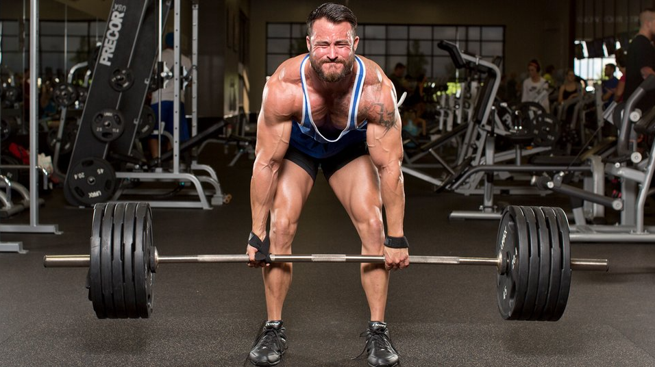 how do I incorporate deadlifts to work my chest and leg