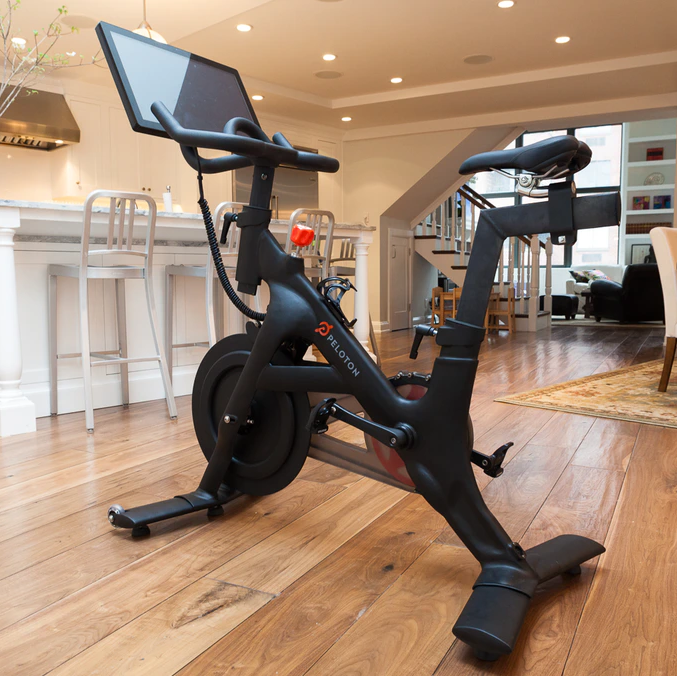 Ergonomics are a major difference between Echelon EX3 and Peloton