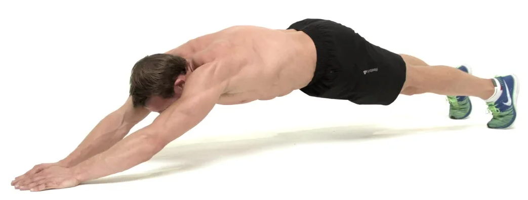Extended Planks are a great alternative to star planks