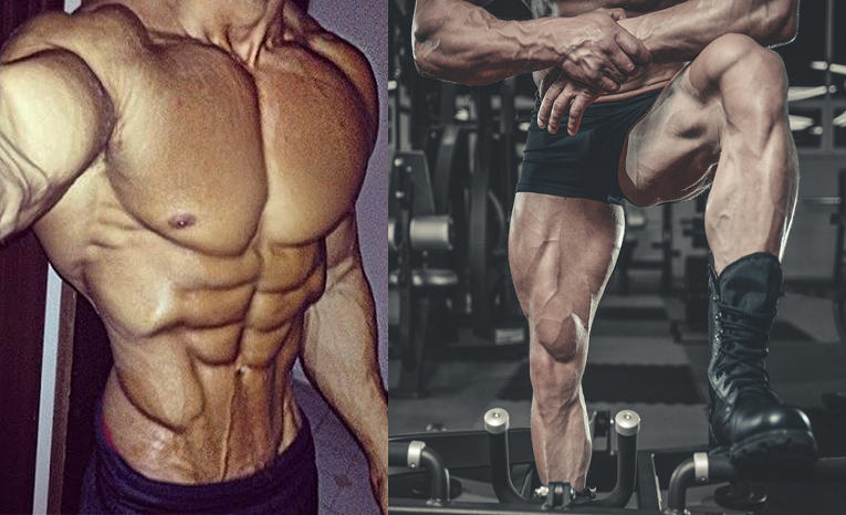 what to consider when starting with my leg and chest workout