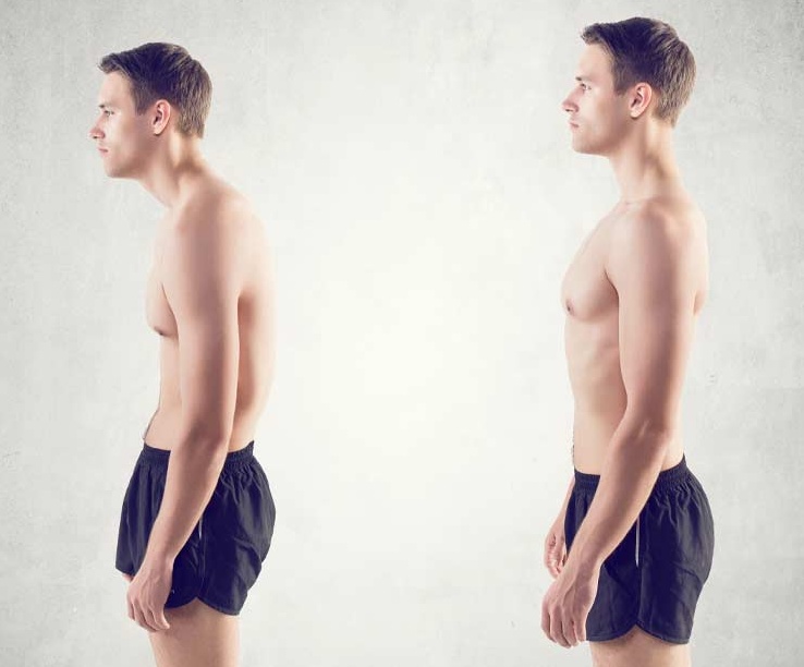 A great benefit of the wall angel exercise is improving your posture which is great for people who sit on the computer all day