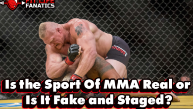 Is MMA Real - Is the Sport Of MMA Real or Is It Fake and Staged