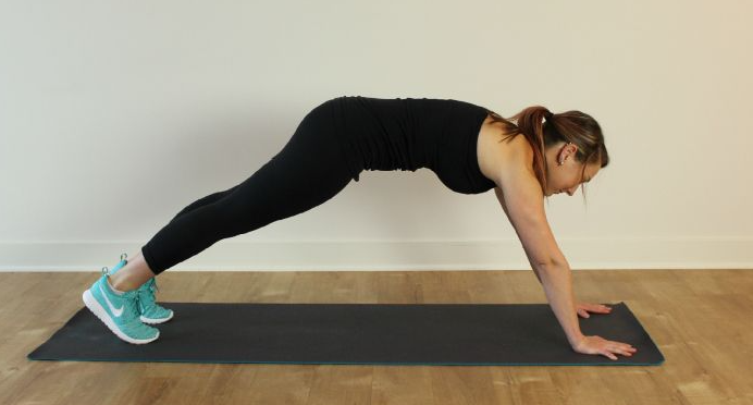 One of the mistakes you should avoid when doing star planks is Keeping Their Hips Too High