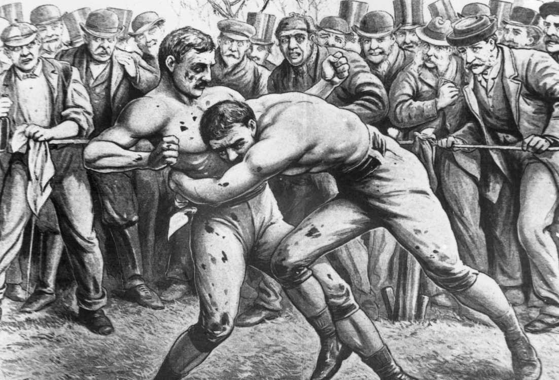 Boxing in the London Bare Knuckle Era