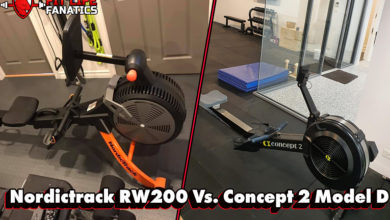 Nordictrack RW200 Vs. Concept 2 Model D