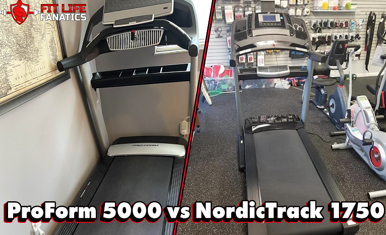 ProForm 5000 vs NordicTrack 1750, Which is the Better Bang for Buck Treadmill
