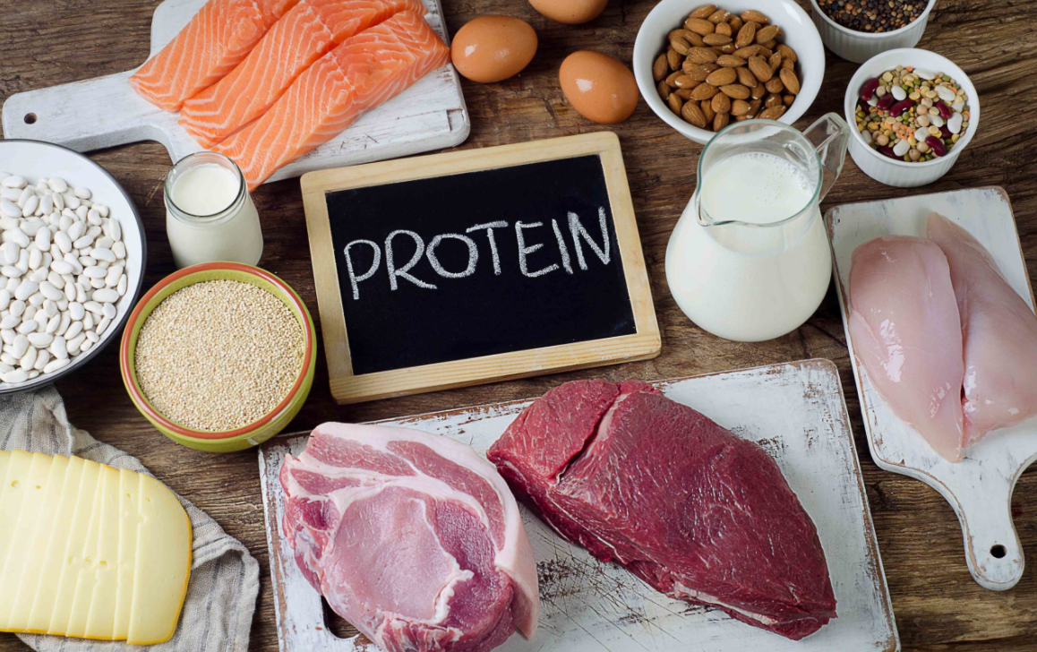 Proteins are great for Tightening Skin After Weight Loss