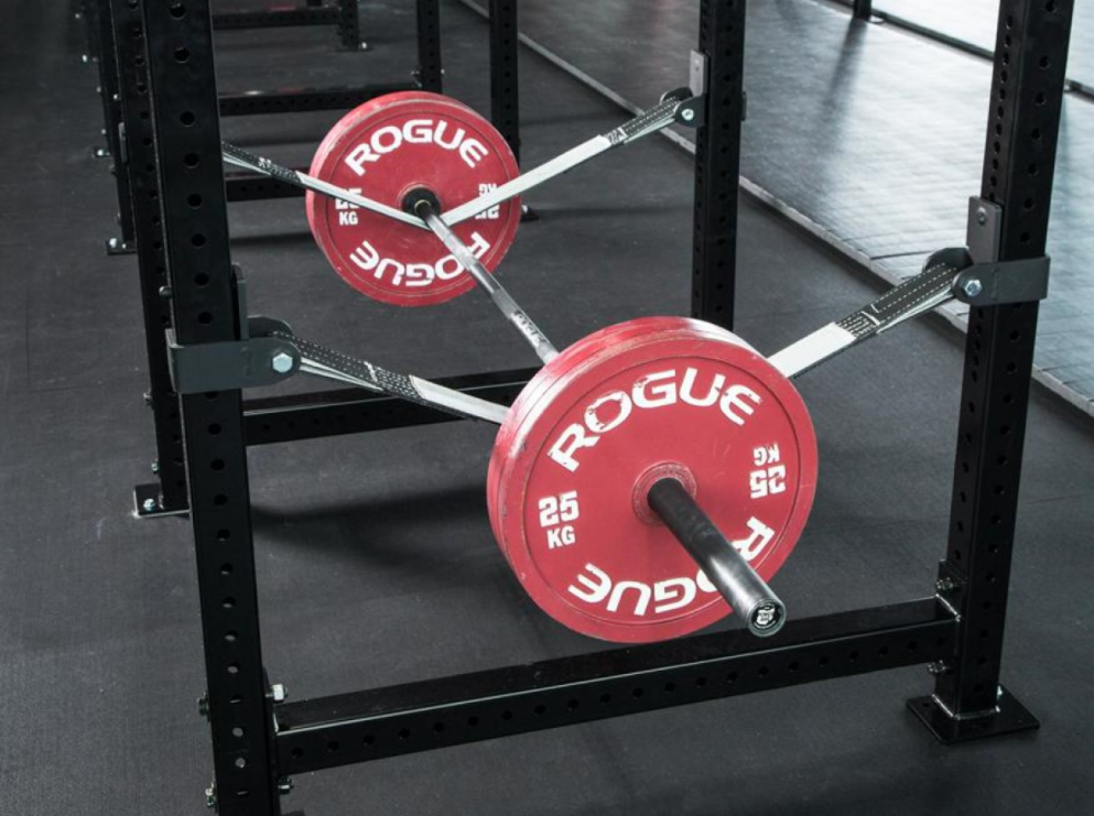 Safety options protect you while you workout and help prevent injury that's why you should consider them in your power rack or squat rack