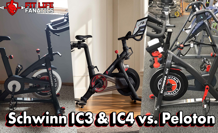 Schwinn IC3 & IC4 vs. Peloton – Which Exercise Bike Is The Best - My Personal Review & Comparison