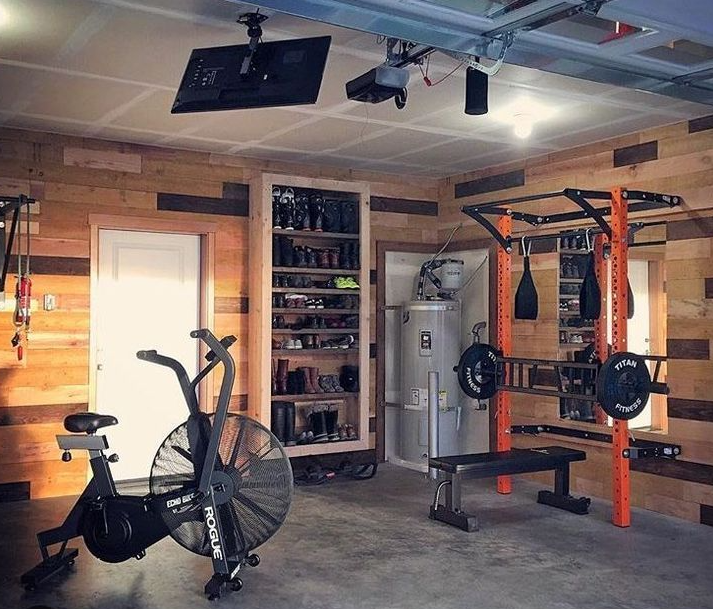 How much space do you have is a question you should ask when buying a power tower or a squat rack