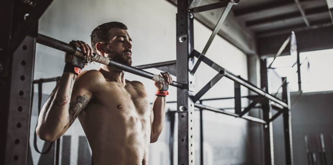 Standing Pulls are a good exercise as a progression to the Australian Pull up exercise