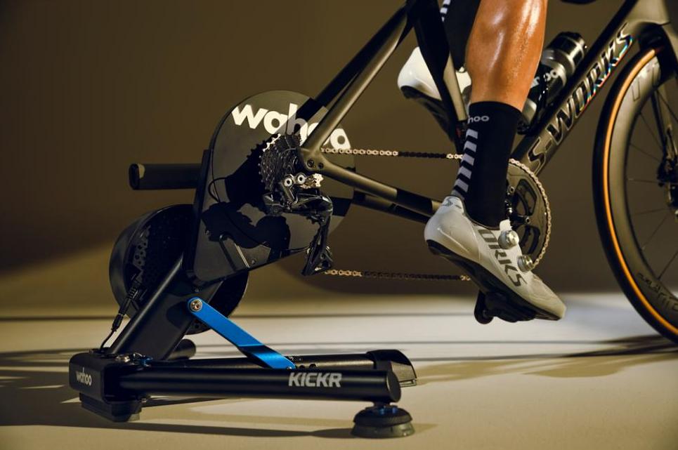 The Best Bike to Use with Zwift, the Wahoo Kickr Bike
