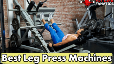 The Best Leg Press Machines — Draft