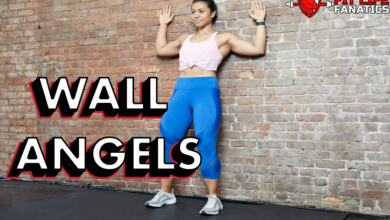 Wall Angels - How To, Variations, Benefits, Muscles Worked, Beginner Mistakes, & Alternative Exercises
