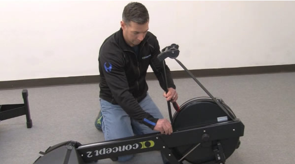 Nordictrack RW200 Vs. Concept 2 The Model D in terms of ease of assembly
