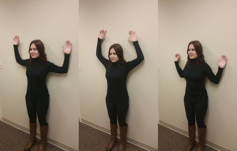 What is a the Wall Angel exercise