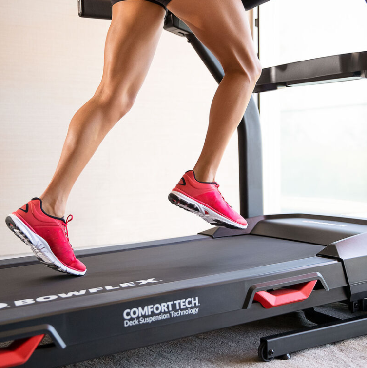 Which Treadmill is More Comfortable, Sole F63 or Bowflex BXT6