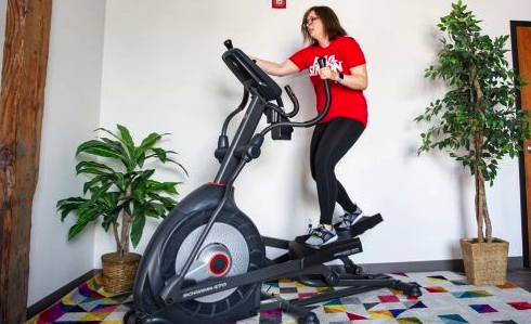 best apartment elliptical for silent workouts