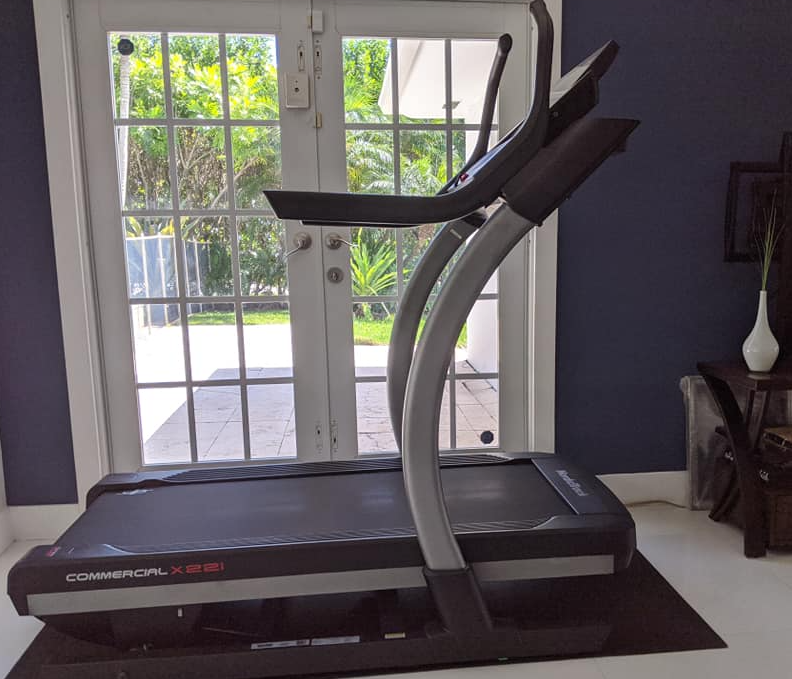 The NordicTrack Commercial X22i Is the Treadmill with The Largest Incline and Decline Setting