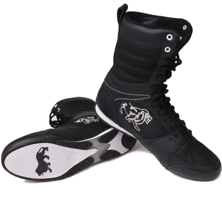 The Women's Lonsdale Contender Boxing Boots are a great pick for boxing shoes for women