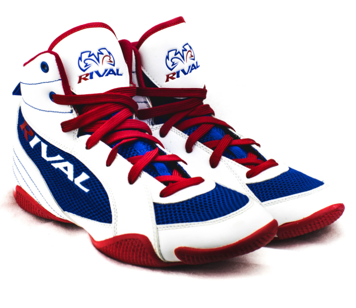 The Rival RSX-Guerrero Classic Lo-Top Boxing Boots are a great pick for boxing shoes for women