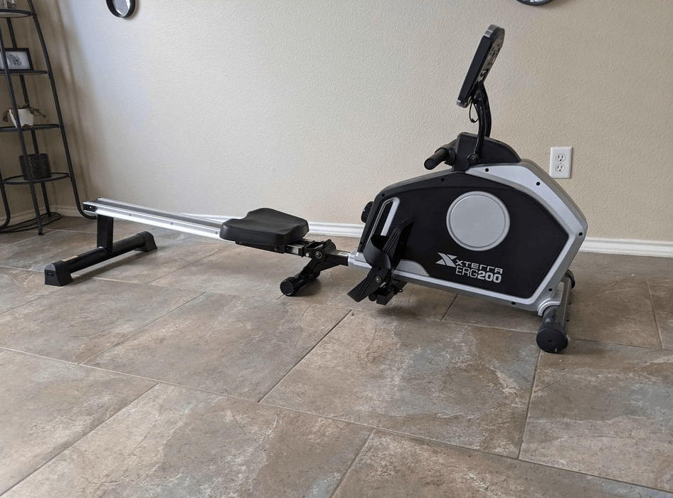 The XTERRA Fitness ERG200 Folding Magnetic Resistance Rower