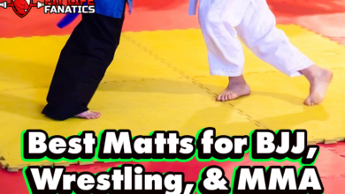 Best Matts for BJJ, Wrestling, & MMA