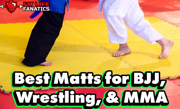Best Matts for BJJ, Wrestling, & MMA