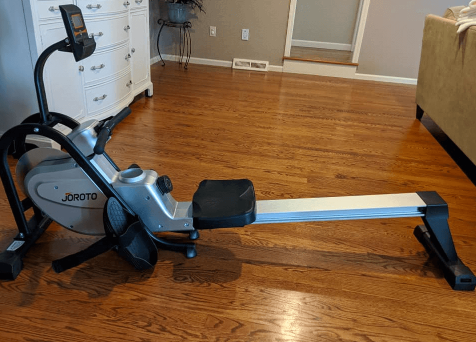 The JOROTO Magnetic Rower Rowing Machine Is the Best Value Overall