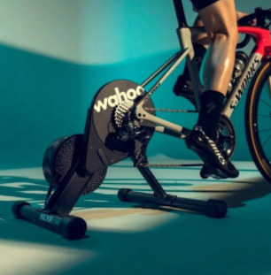 The Best Value exercise bike with virtual training is the Wahoo Kickr which is also the best bike for Zwift