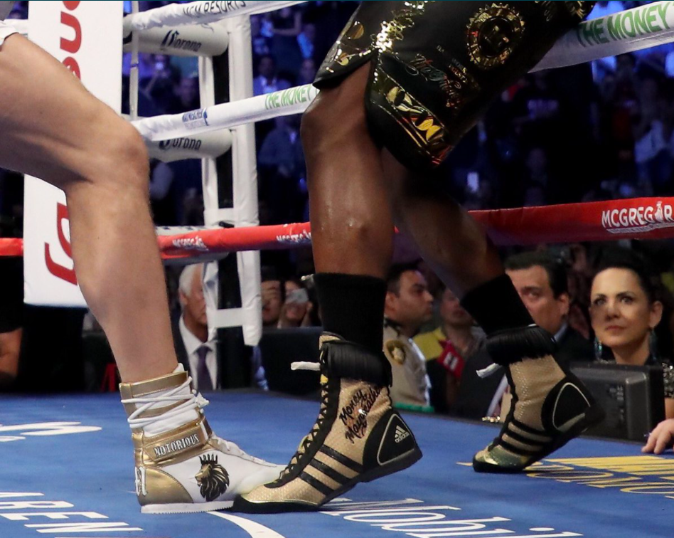One thing to consider when buying boxing shoes is comparing Boxing Shoes to Wrestling Shoes