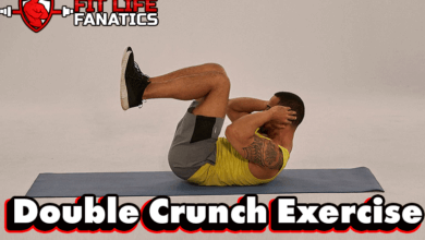 Double Crunch Exercise, How To, Benefits, Muscles Worked and More