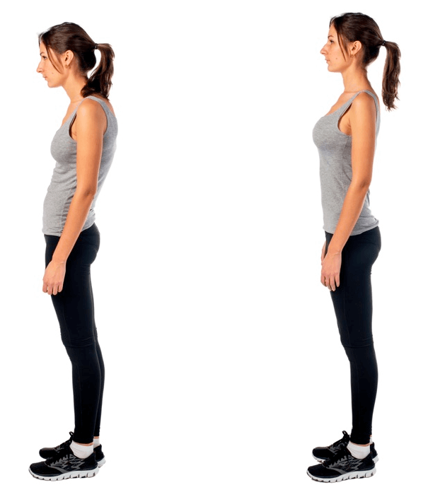 Double Crunch Improve Posture and strengthen your upper and lower back